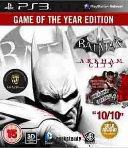 Descargar Batman Arkham City GOTY [MULTI][Region Free][FW 4.2x][NRP] por Torrent